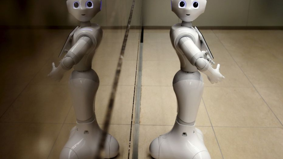 Put a Hold on the Robot Revolution — Bot Fired from its Job