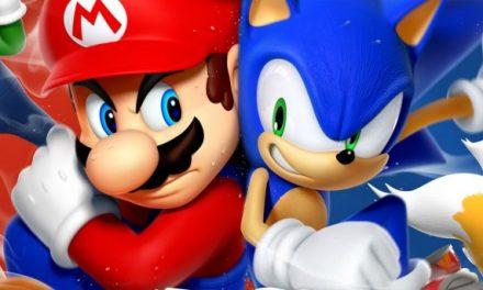 The Super Mario / Sonic Singularity