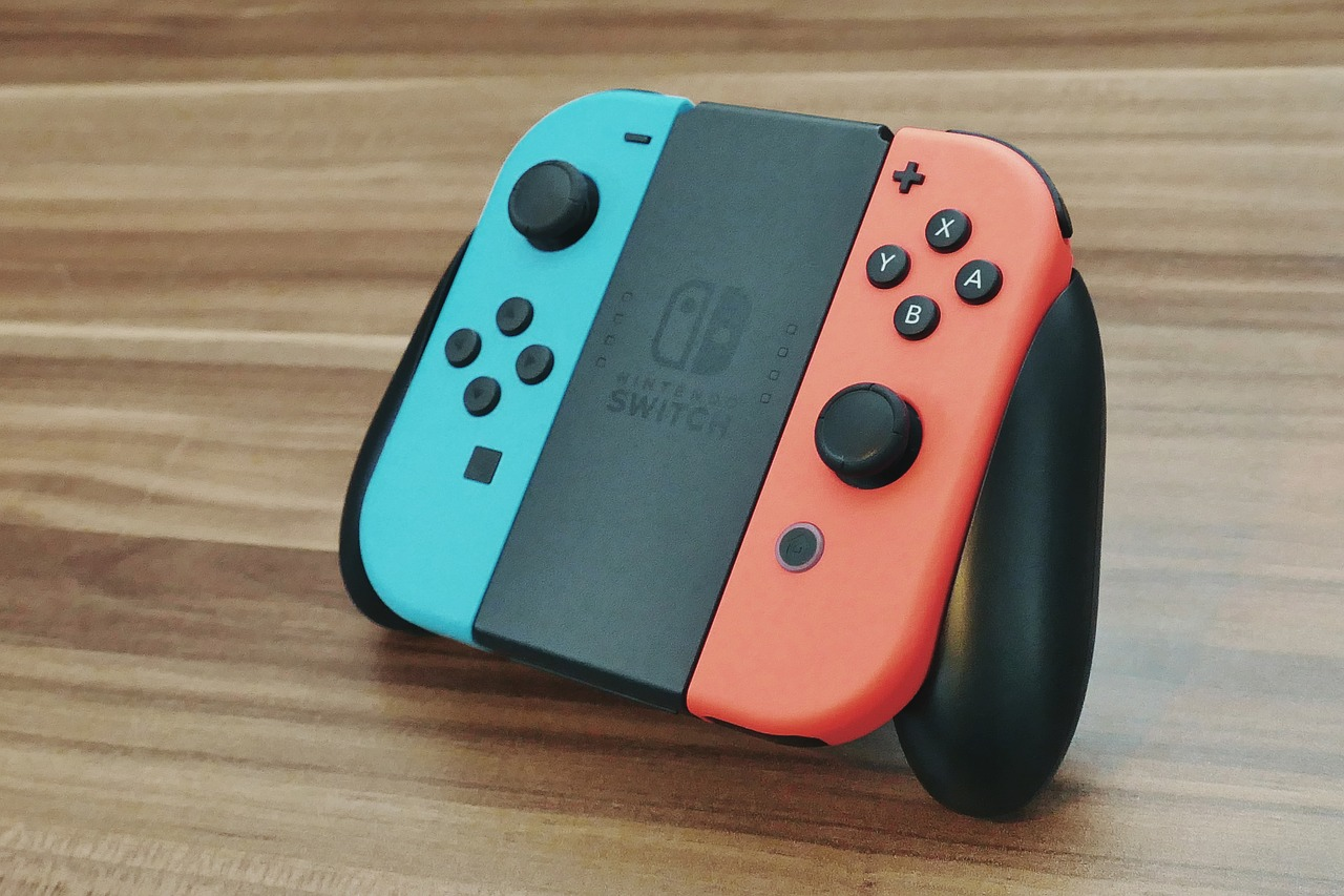 Neo-Geo and Joy-Cons a perfect hyphenated pair