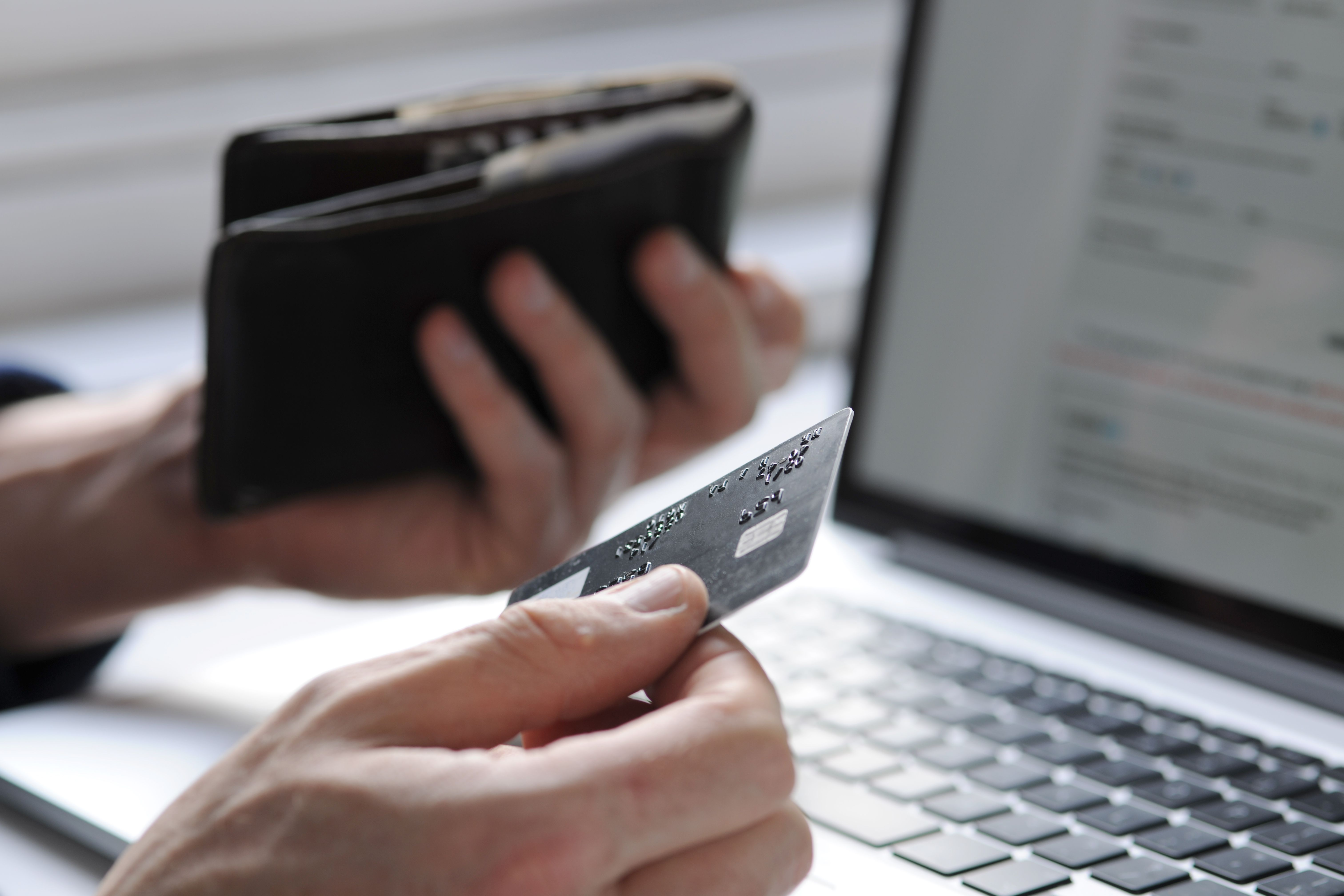 credit card info needed for online purchase - HD6048×4032