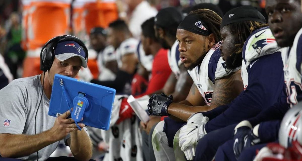 Another Year for Microsoft Surface in the NFL