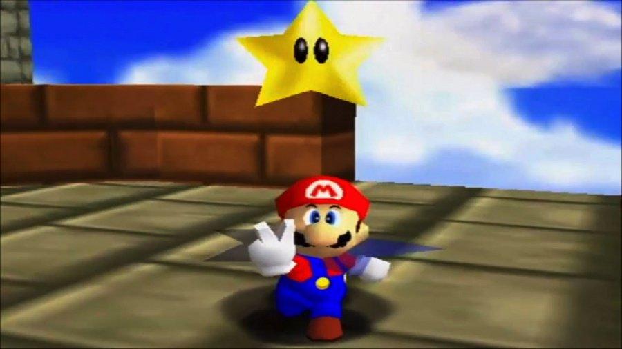 Convergence Update: AI Grabs a Star in Super Mario 64