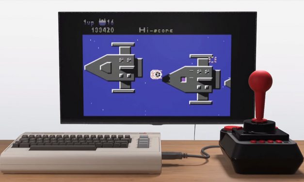 The Commodore 64 — It's Back And Half The Size