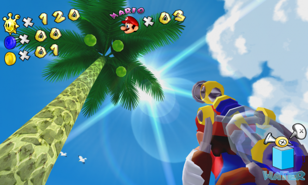 Shine Get Extreme! Super Mario Sunshine World Record Makes Waves