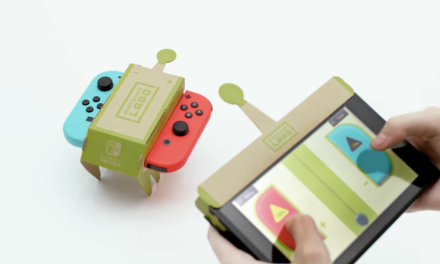 """Nintendo Labo — Hands-on Review Says """"Let's A Go!"""""""