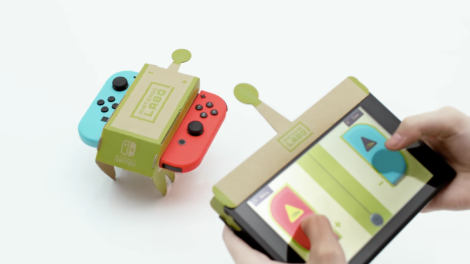 "Nintendo Labo — Hands-on Review Says ""Let's A Go!"""