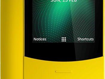 Pear-Shaped Alert! Orange You Glad Nokia's Rockin' the Banana Phone