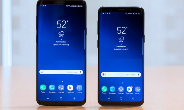 If You Buy It, Put a Case on It – Galaxy S9 Cracks Up in Drop Test