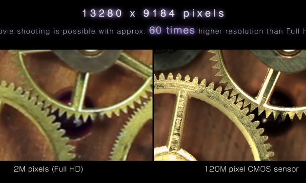 Canon's New Video Sensor: Ultra-Ultra-HD or Big Brother?