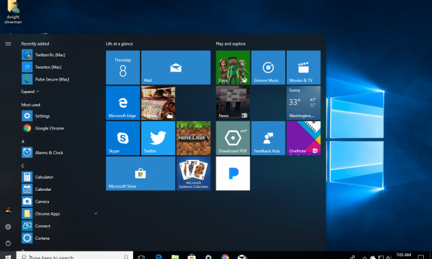 Windows 10 S to Become 'S mode' (What's Windows 10 S?)