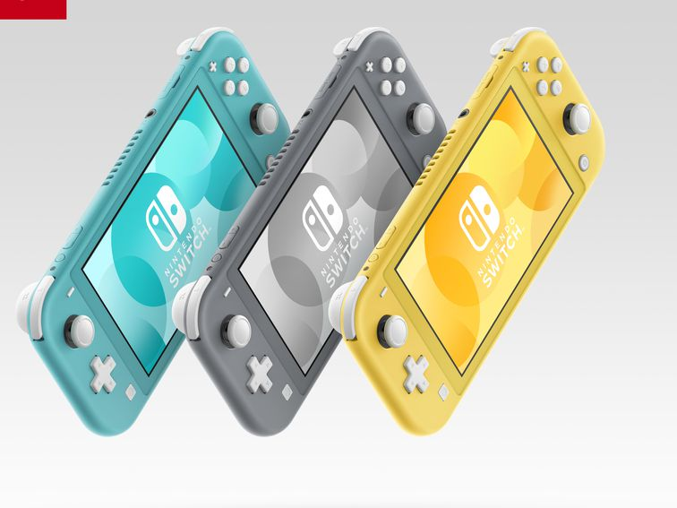If the Nintendo Switch Lite Doesn't Switch, is it a Switch?!?